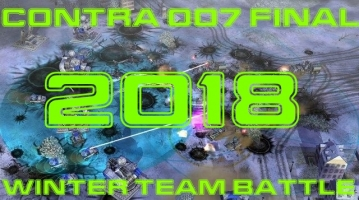 Contra 007 Winter Team Battle 2018