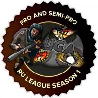 PRO AND SEMI-PRO RU LEAGUE