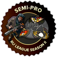 Semi-PRO RU League #2