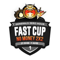 No Money Fast Cup 2x2 #1