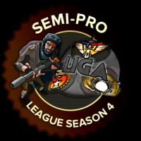 Полупрофессиональная RU League #4