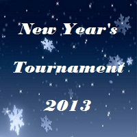 New Year's Tournament 2013