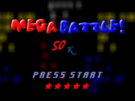 Mega Battle 50k!