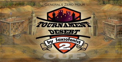Tournament Desert Cup №2