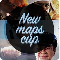 GENERALS - NEW MAPS CUP 1x1