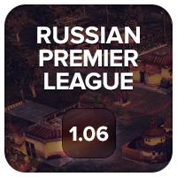 Russian Premier League 1.06