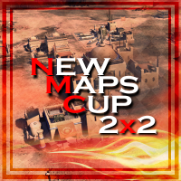 NEW MAPS CUP 2x2