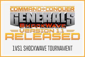 1vs1 Shockwave Tournament