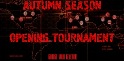 Autumn Season Opening Tournament