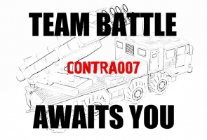 Contra 007 Team Battle