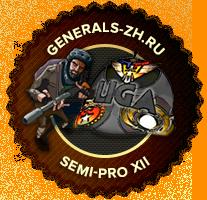 Generals-ZH.RU Semi-Pro League Season XII