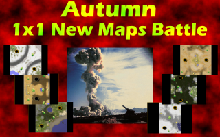 Autumn 1x1 New Maps Battle