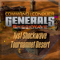 1vs1 Shockwave Tournament Desert