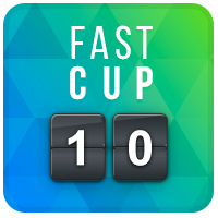 Fast Cup #10
