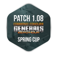 Spring Cup. Patch 1.08