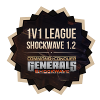 1v1 League. Shockwave 1.2